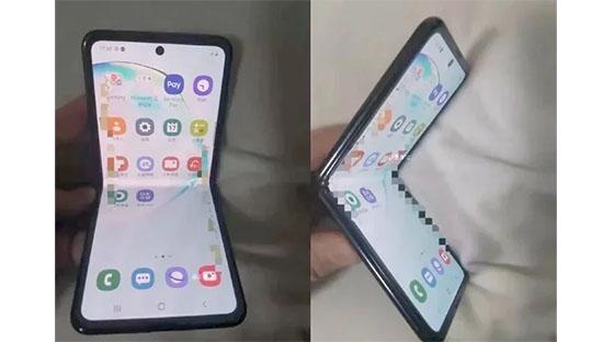 Samsung pourrait dévoiler le Galaxy Fold 2 (alias le Galaxy Z Flip) le mois prochain (maj)
