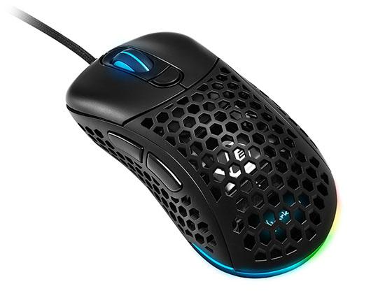Une première souris ultra légère pour gamer chez Sharkoon