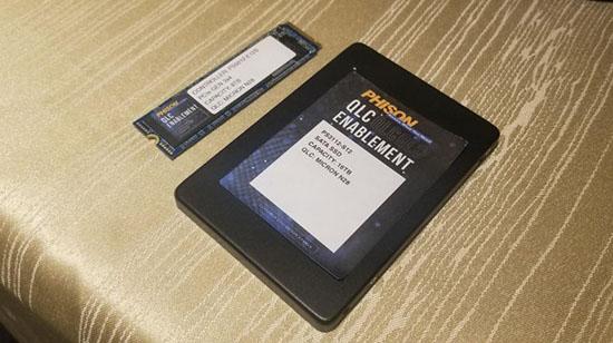 Des SSD de 8 To et 16 To ont été présentés au CES par le fabricant Phison