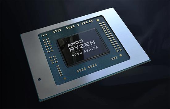 AMD vient de présenter le processeur mobile Ryzen 7 4800H