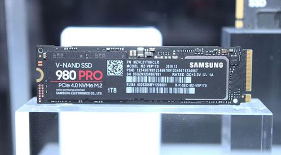 Samsung dévoile trois nouveaux SSD lors du CES : le 980 Pro, le T7 Touch et le PM1733 (maj)