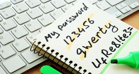 Le TOP 25 des pires mots de passe utilisés sur Internet en 2019 !
