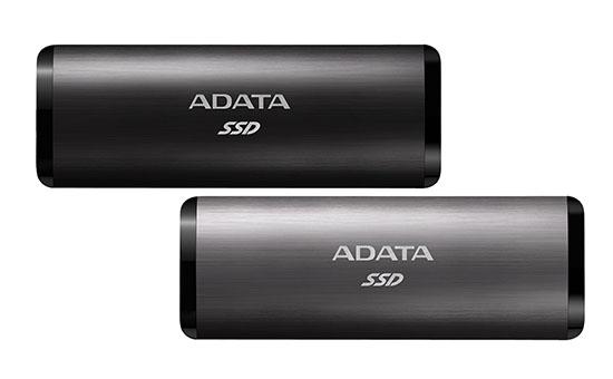 ADATA dévoile le SE760 : un SSD portable USB C qui carbure à 1.000 Mo/s en lecture/écriture