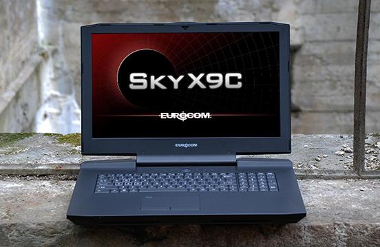 Insolite : un PC portable surpuissant et très cher (20.000€) avec 28 To de stockage !