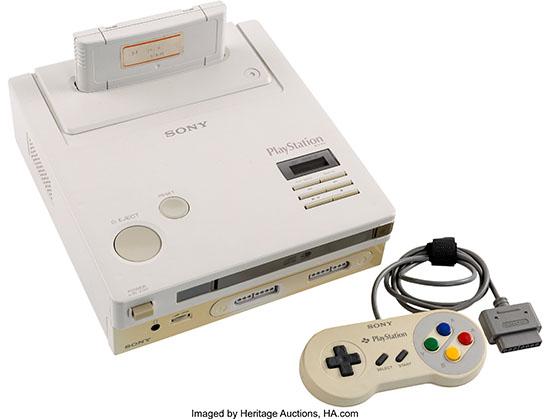 Avis aux fans de rétrogaming : une Nintendo Playstation est disponible à la vente