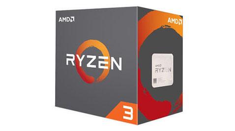 Un nouveau processeur d'entrée de gamme chez AMD : le Ryzen 3 2300x