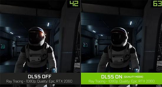 NVIDIA annonce l'arrivée de la technologie DLSS 2.0
