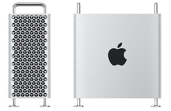 Insolite : des pieds et des roulettes pour Mac Pro à prix d'or chez Apple !