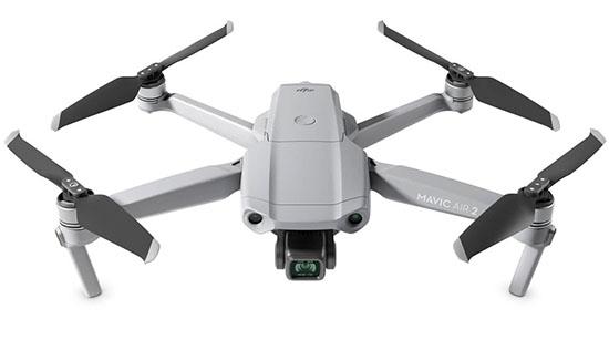 DJI officialise un nouveau joujou : le drone Mavic Air 2 ! (maj)