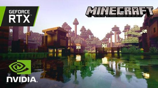 NVIDIA dévoile les drivers GeForce 445.87 WHQL optimisés pour Minecraft RTX