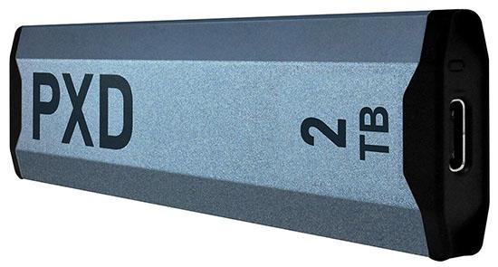 Patriot PXD : un SSD portable très compact pour les utilisateurs nomades