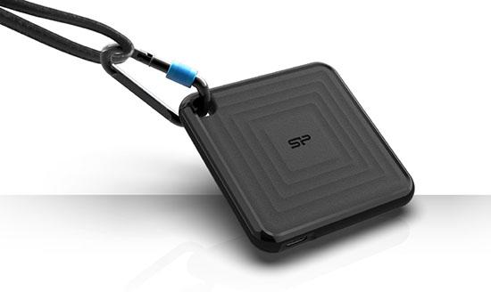 Un SSD portable rikiki chez Silicon Power : le PC60 ! (maj avec les tarifs)