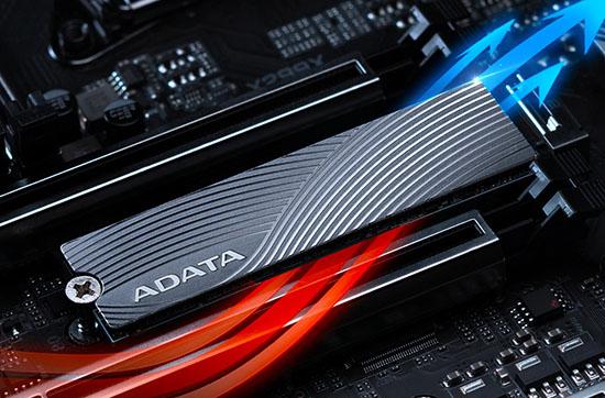 Un nouveau SSD M.2. NVMe chez ADATA : le Swordfish !
