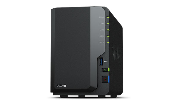Synology France annonce le NAS DS220+