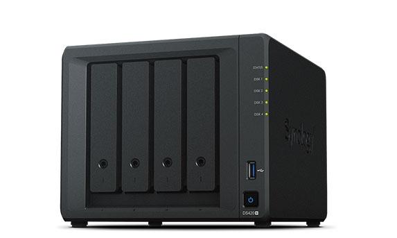 Deux nouveaux NAS sont disponibles chez Synology : le DS420+ et le DS720+