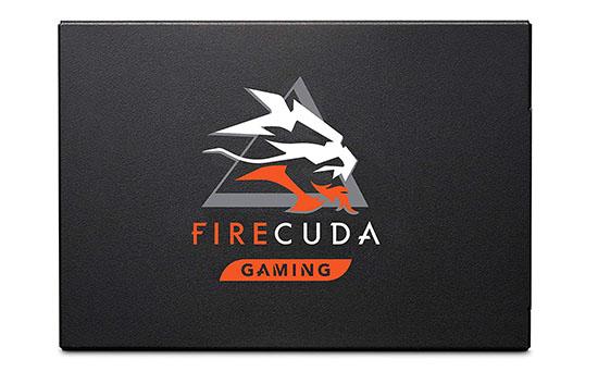 Seagate lance le SSD FireCuda 120 disponible avec des capacités de 500 Go à 4 To