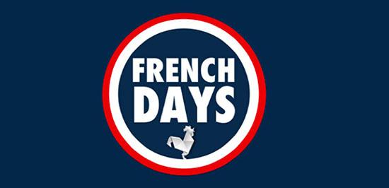 Les French Days sont de retour demain matin !