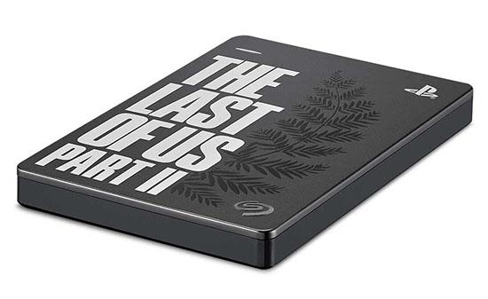 Seagate propose un disque dur à l'effigie du jeu The Last of Us Part II