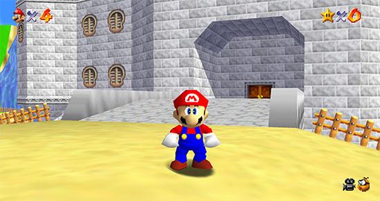 Les avocats de Nintendo partent en guerre contre le portage PC de Super Mario 64
