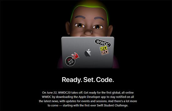 Edition 100% online, la WWDC 2020 se déroulera cette année dès le 22 juin