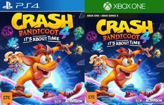 Bonne nouvelle : la trilogie Crash Bandicoot va avoir droit à une suite. Le jeu sera dévoilé cet après midi !