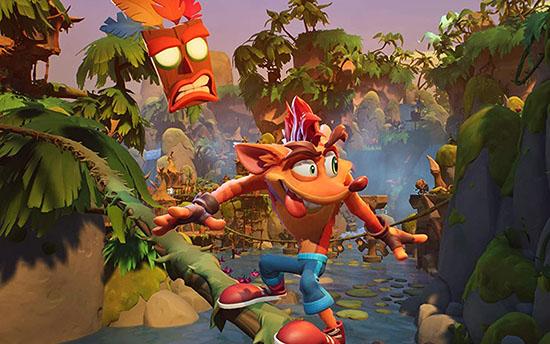 Crash Brandicoot 4 sortira le 2 octobre prochain, il est déjà en précommande…