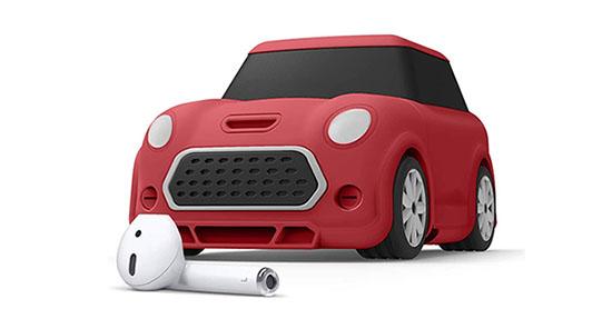 Un boîtier pour AirPods aux couleurs de la Mini Cooper