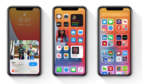 Quels sont les appareils Apple compatibles avec iOS 14 et iPadOS 14 ?