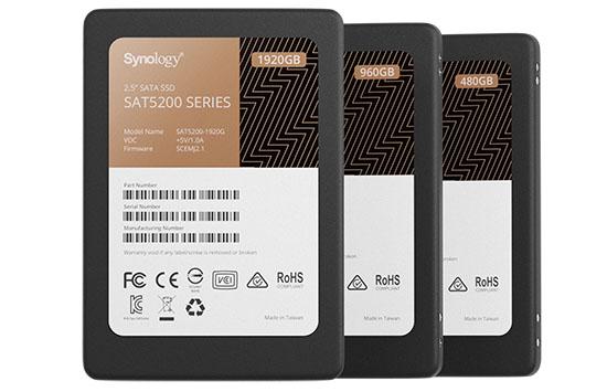 C'est officiel : il existe bien des SSD Synology !