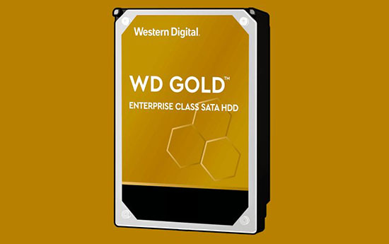 Western Digital décline ses disques durs WD Gold en version 16 To et 18 To