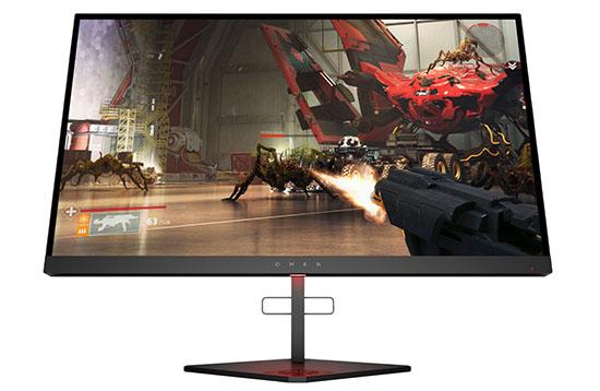Soldes : le moniteur gaming 25″ HP Omen X25f à 326€ sur TopAchat