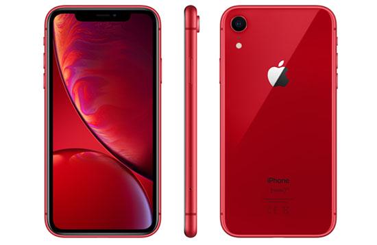 Soldes : l'iPhone XR rouge de 64 Go à 564€ sur RueDuCommerce