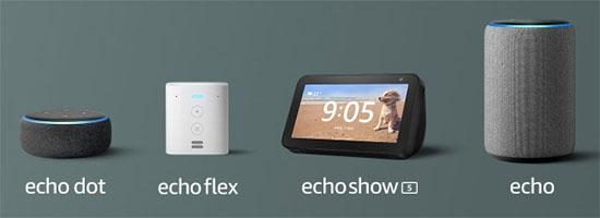 French Days : les Amazon Echo Dot 3, Echo Flex, Echo Show 5 et 8 sont à prix réduits