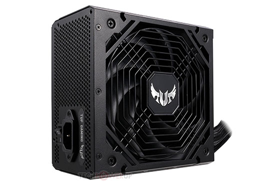 Des alimentations ASUS TUF Gaming de 550 et 650 Watts