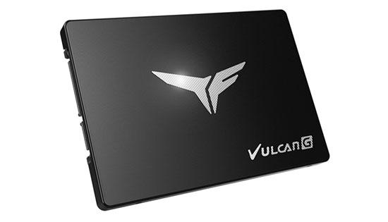 Vulcan G : un (presque) nouveau SSD signé Team Group