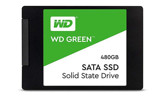 Bon Plan : le SSD WD Green de 480 Go est dispo à moins de 50€