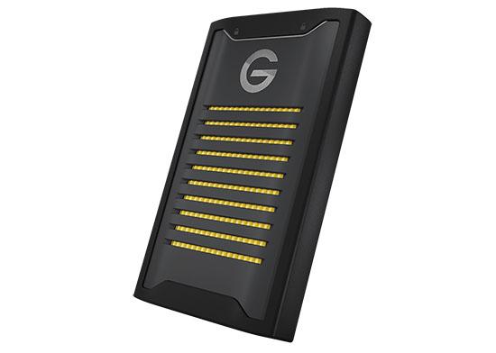 ArmorLock : un SSD portable performant et sécurisé d'une capacité de 2 To