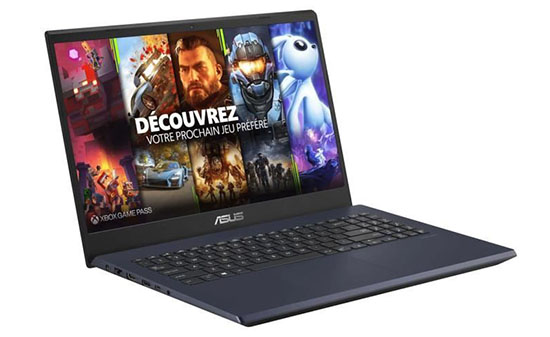 Black Friday : le PC portable gaming ASUS FX571GT est à 599€ sur CDiscount