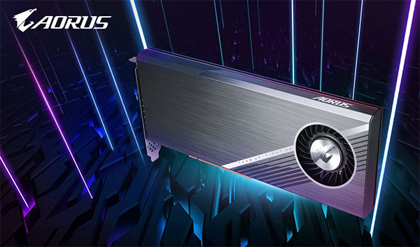 Gigabyte sort la grosse bertha : un SSD de 2 To qui débite 15 Go/s