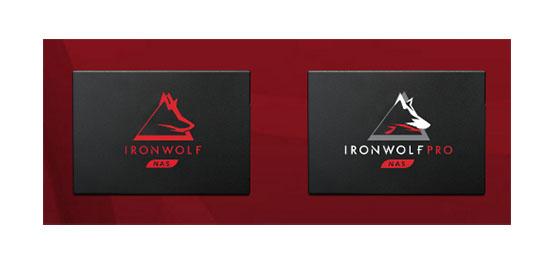 Seagate dévoile les SSD IronWolf 125 et IronWolf Pro 125 optimisés pour les NAS