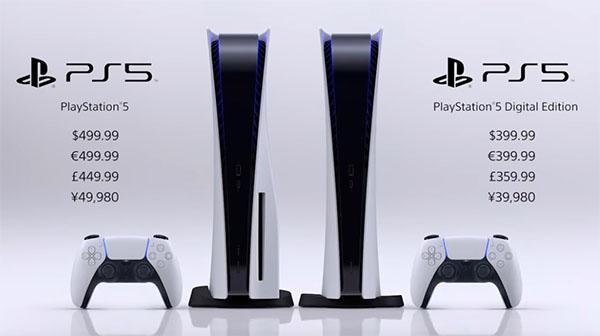 La Playstation 5 et ses accessoires sont déjà disponibles en précommande