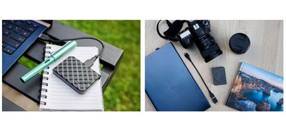 Un SSD portable signé Verbatim : le Store'n'Go Mini SSD