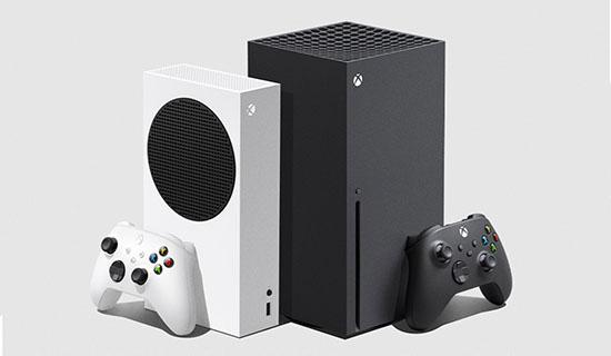 Les Xbox Series S et Xbox Series X sont dispo en précommande