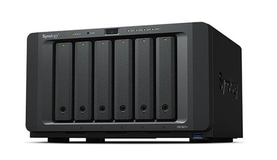 Synology lance le DS1621+ : son premier NAS équipé d'un processeur AMD Ryzen