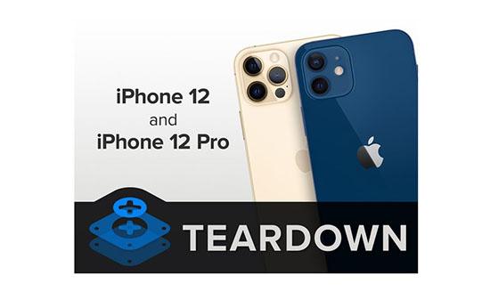 iFixit démonte l'iPhone 12 et l'iPhone 12 Pro et leur décerne la note de 6 sur 10