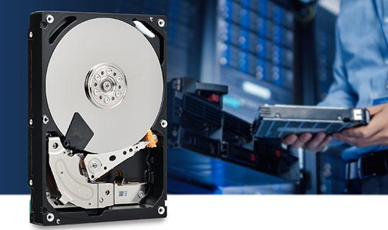 Toshiba lance les MG08-D : des disques durs de 3,5″ pour les entreprises