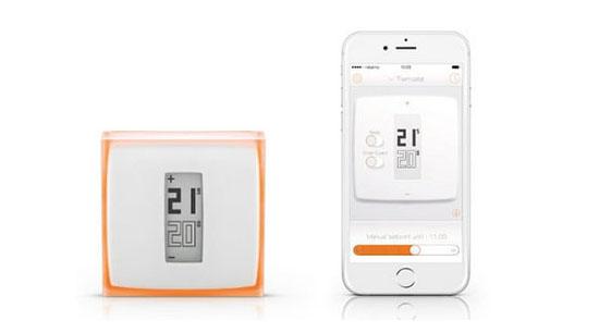 Soldes : les produits Netatmo (thermostat, caméras, station météo et accessoires) à prix réduits