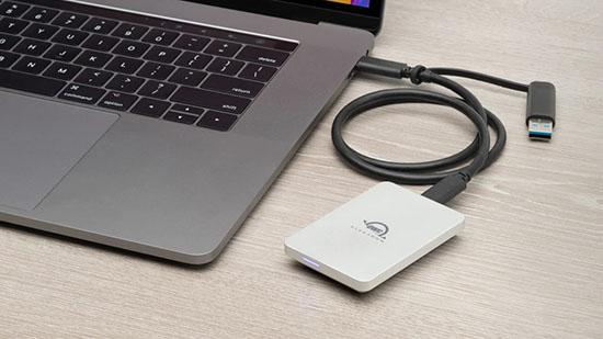 OWC présente le Envoy Pro Elektron : un SSD à la fois compact et performant (MAJ)
