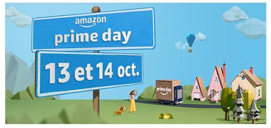 Prime Day : les promotions d'Amazon sont de retour (maj avec la liste complète des offres)