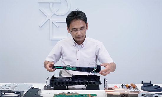 Vidéo : le démontage complet de la PS5 par Sony